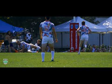 Sporting Events Commercial Videography - Rugby Zone