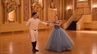 Cinderella And Prince Ballroom Dance Performance