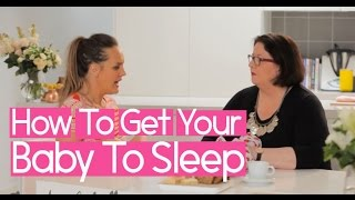How to Get Your Baby to Sleep: Midwife Cath's Tips