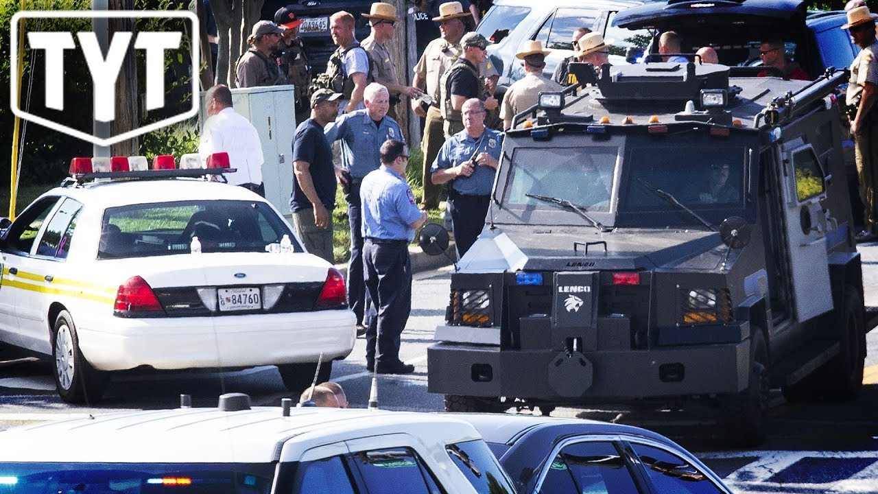 Capital Gazette Shooting: Who's REALLY To Blame? thumbnail