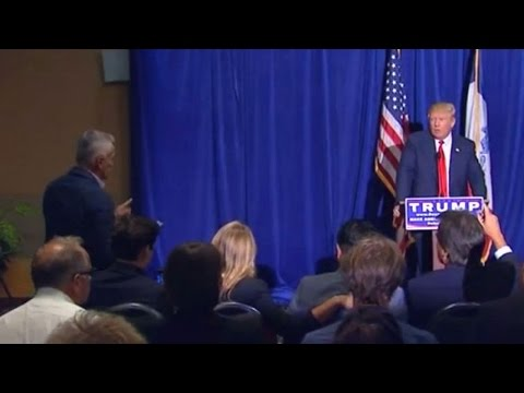 Donald Trump, Presidente Electo de los EEUU     contra el N W O