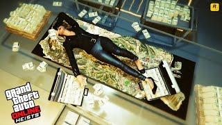 NEW GTA 5 HEIST MISSIONS - ROBBING BANKS & MONEY TRUCKS GTA 5 ONLINE - (GTA 5 HEIST FUNNY MOMENTS)