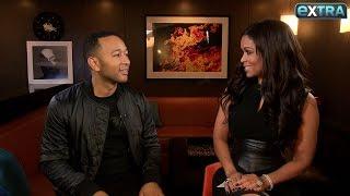 John Legend on Chrissy Teigen's AMAs Wardrobe Malfunction: 'We Were Worried'