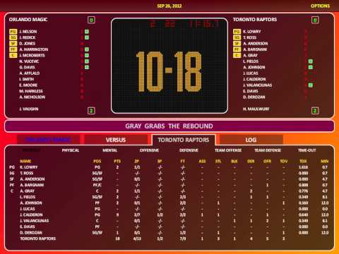 World Basketball Manager 2007 PC