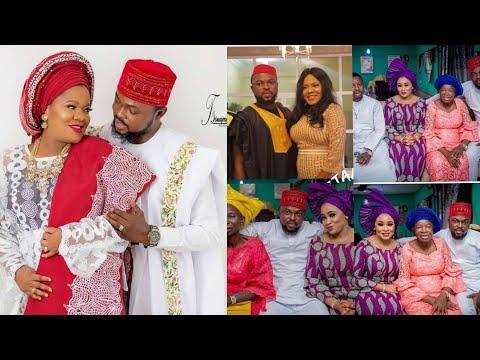 Toyin Abraham Finally Married New Lover [Wedding Video]