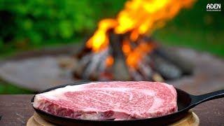 $260 Kobe Beef - Campfire Food