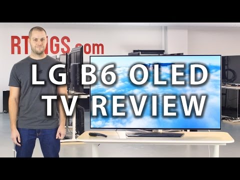 ​LG B6 OLED TV Review - Rtings.com