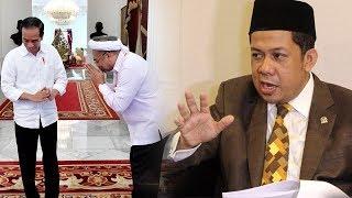 Ali Ngabalin Jadi Jubir Istana, Fahri Hamzah: Selamat Om, Semoga Bisa Bikin Istana Lebih Paham Agama