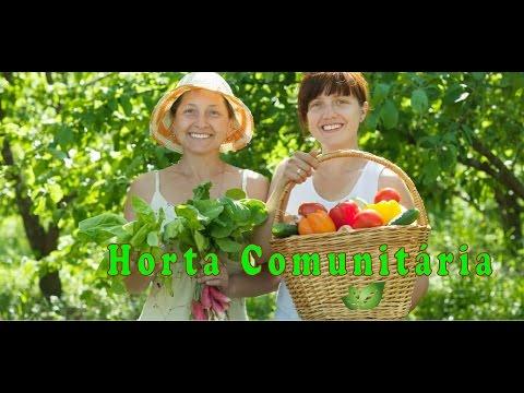 Hortas Comunitárias