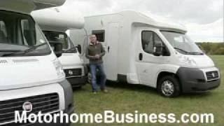 preview picture of video 'Buy new motorhomes'