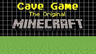 Cave Game: The Original Minecraft - Gameplay and info