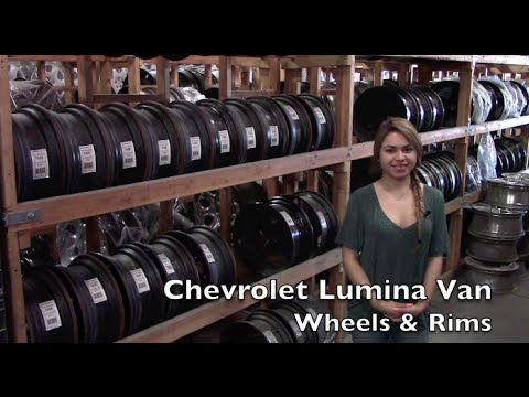 Factory Original Chevrolet Lumina Van Wheels & Chevrolet Lumina Van Rims – OriginalWheels.com