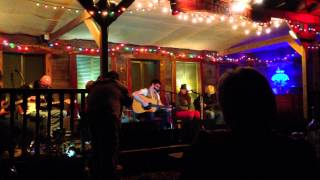 "Will Kimbrough performs ""Soulfully"" at Blue Moon Farm 2.9.13"