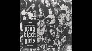 Musik-Video-Miniaturansicht zu Peng Black Girls Remix Songtext von ENNY & Jorja Smith