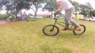 preview picture of video 'BMX - Meeting of BMX in Foz do Iguaçu , Brasil'
