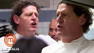 Marco Pierre White's funniest angry moments 😰| MasterChef World