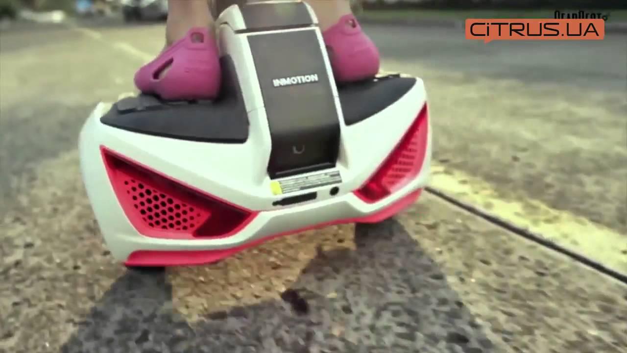 Гироскутер Like.Bike Sheriff (Silver) video preview