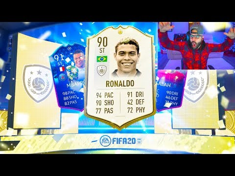 OMG I PACKED RONALDO! & GOT TOTGS MBAPPE!! BEST PACK OPENING EVER! FIFA 20 Ultimate Team