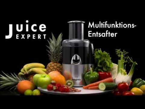 Magimix - Juice Expert DE - Multifunktionsentsafter