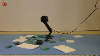 Bipedal Walking Control using Variable Horizon MPC