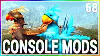 SLASH SILVER WOLF MOUNT: Mount Mod!!- Xbox Modded Skyrim Mod