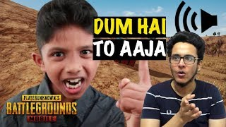 I Got Challenged Again on All Chat and then This Happened   Live Insaan PUBG Mobile