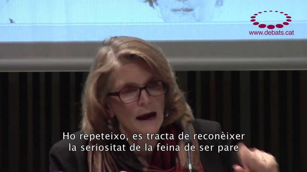 Annie Kidder: El paper de les famílies en la millora de l'escola i del sistema educatiu (resum)