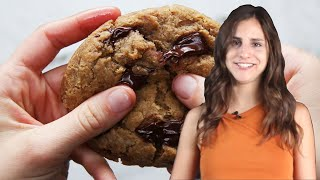 recipe how to make vegan chocolate chip cookies