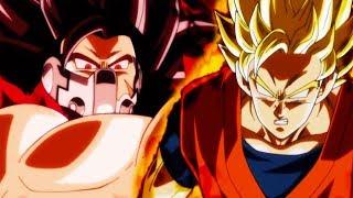 Dragon Ball Hereos The Evil Saiyan, Goku Goes Berserk