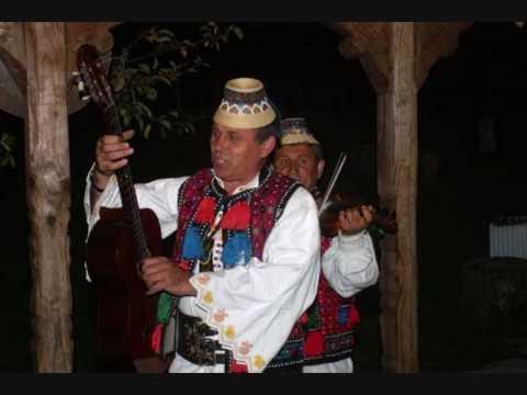Traditional Music from Maramures(Romania) Saraca-i inima me'