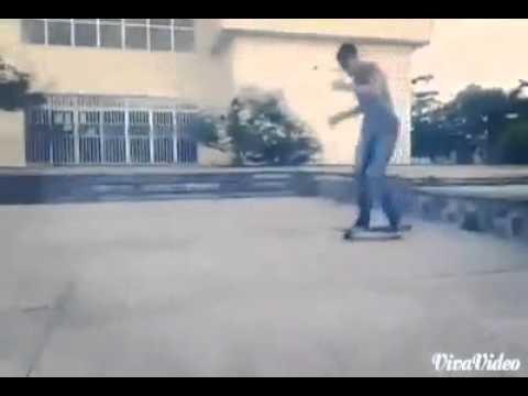 Skate em Dias Dávila-Ba 🏂