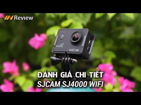 Đánh giá chi tiết SJCAM SJ4000 WIFI: Giá rẻ, nhiều phụ kiện, pin lâu