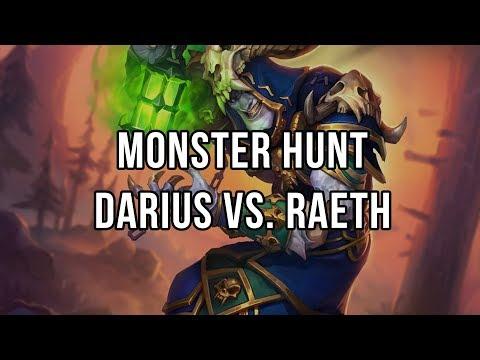 Darius Crowley vs. Raeth Ghostsong
