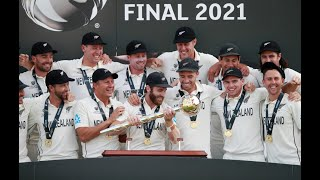 WTC Final: Special Feeling To Win But It Wasn't Easy, Says Williamson