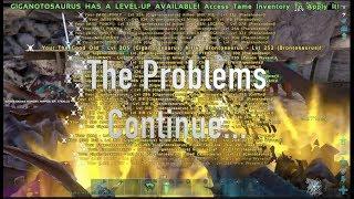 Ark Survival PVP - 99 Problems