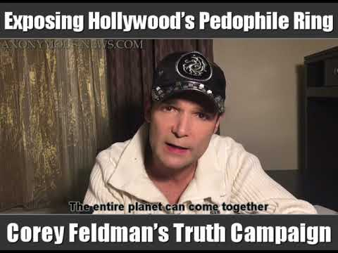 , title : 'Anonymous - Corey Feldman's Truth Campaign: Exposing Hollywood's Pedophile Ring'
