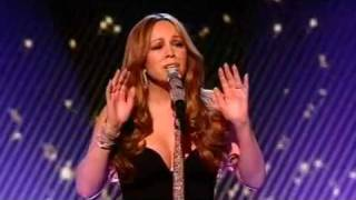 Mariah Carey  X Factor U.K   I Want To Know What Love Is   2009