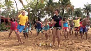 Teen Beach Movie | Surf's Up Sing-along! | Official Disney Channel UK