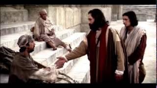 Bо имя Иисуса Христа Назорея встань и ходи!