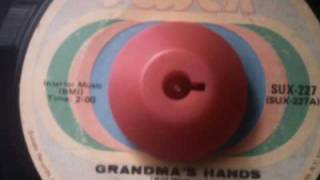 Grandma's Hands - Bill Withers