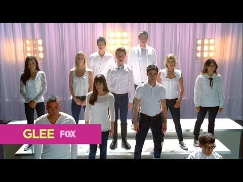 Glee fix you full performance (Hd)