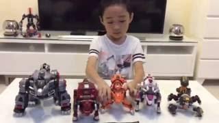 Toys Review #1 : BIKLONZ INFINITY