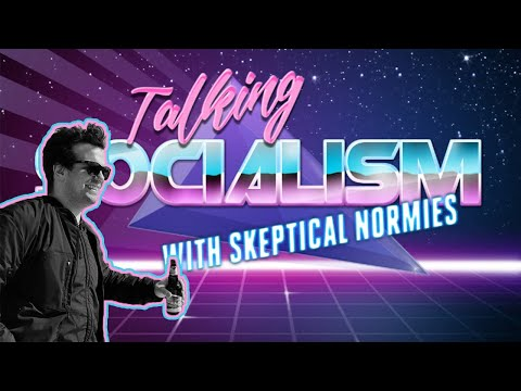 Talking Socialism with Skeptical Normies | Ep. 3: Matt
