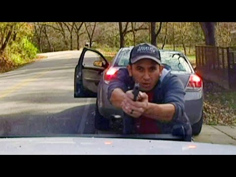 Traffic Stop Turns Into Wild Shootout With Cops in Arkansas