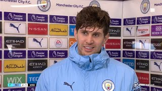 """""""We're a collective, everyone chips in!"""" John Stones & Rúben Dias star in Man City win over West Ham"""