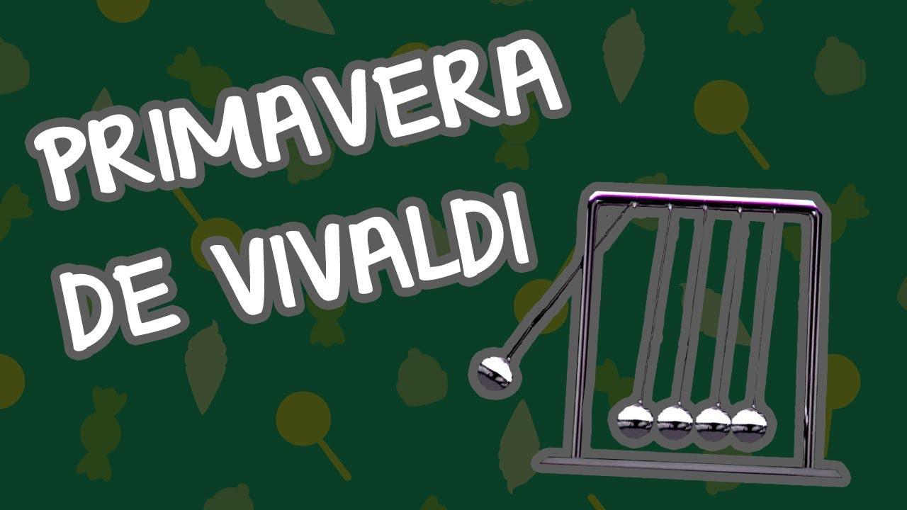 PRIMAVERA DE VIVALDI | BEBÊ MAIS MÚSICA