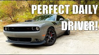 5 REASONS WHY YOU SHOULD DAILY DRIVE A DODGE CHALLENGER!