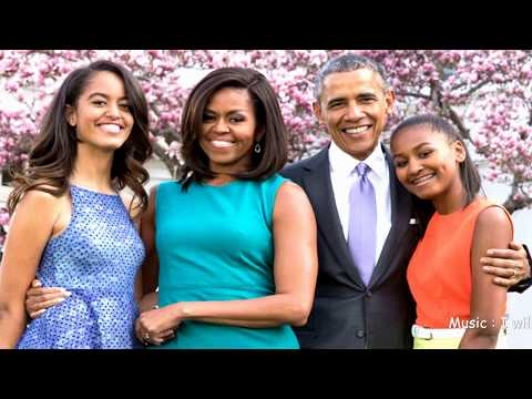 Home to the Obama family (HD1080p)