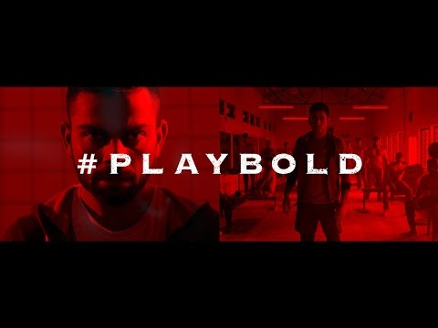 India All Set to #PlayBold