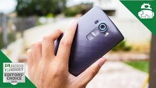 LG G4 Review!